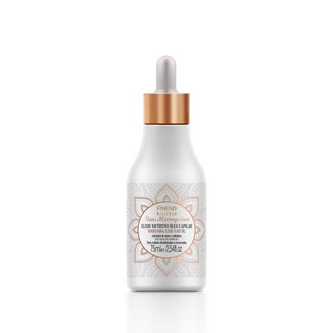AMEND | Питательное масло-эликсир для сухих волос с марокканскими маслами, (75 мл)