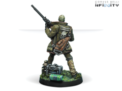 Armand (вооружен MULTI Sniper Rifle)