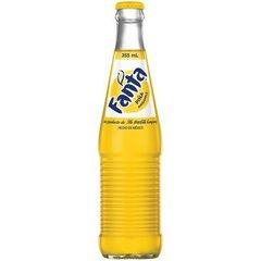 Fanta Pineapple Фанта Ананас в стекле 0,355 л
