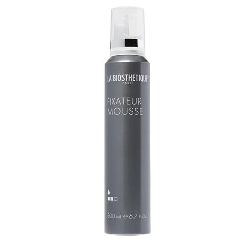 La Biosthetique Styling New: Мусс для придания объема волосам (Fixateur Mousse), 200мл