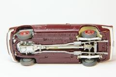 Ford Mustang 2+2 Bertone USSR remake 1:43