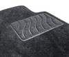 Ворсовые коврики LUX для HONDA ACCORD IX