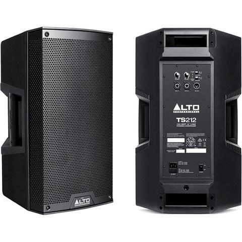 Акустические системы активные Alto TS212