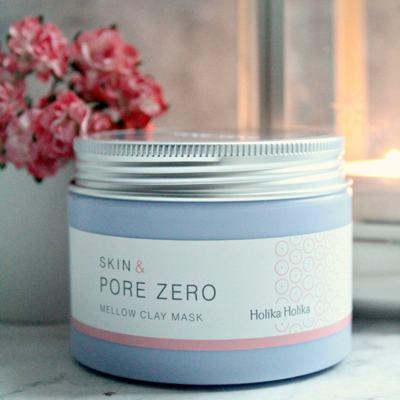 Очищающая маска с глиной Holika Holika Skin & Pore Zero Mellow Clay Pack