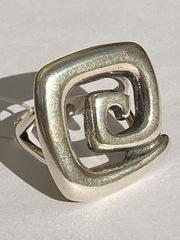Мобиле ( кольцо из серебра)