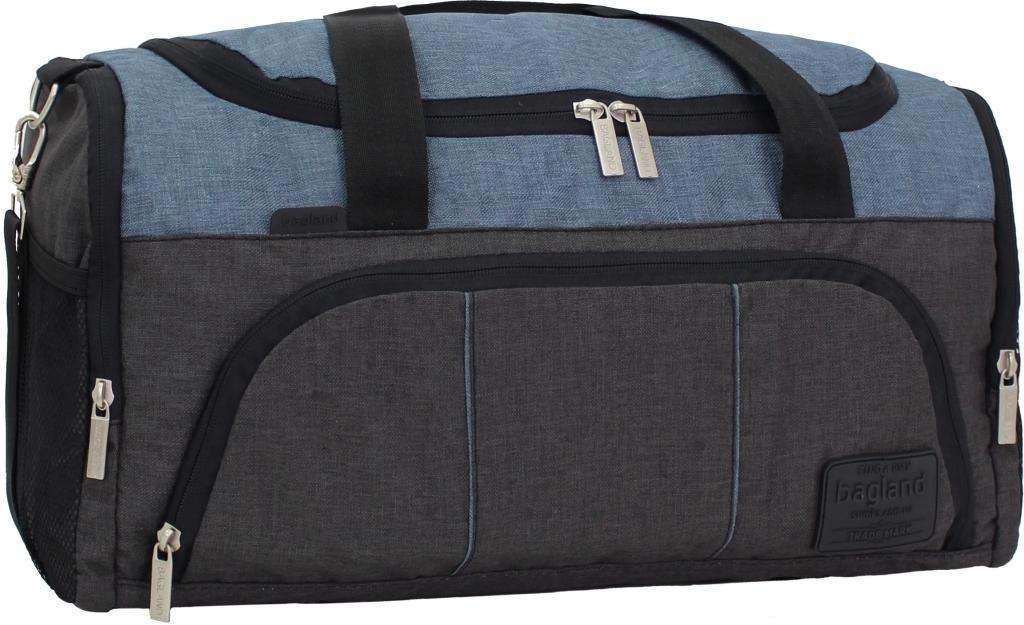 Спортивные сумки Сумка Bagland Bloom 30 л. Чёрный/серый (0030869) e07c2c81c883f095372f10815aaa25ba.JPG