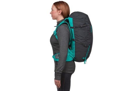 Картинка рюкзак туристический Thule Alltrail 45 Obsidian - 4