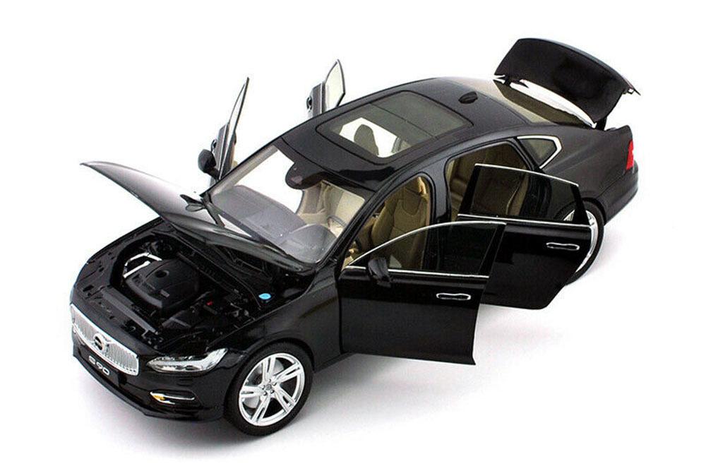 Коллекционная модель VOLVO S90 2019 BLACK