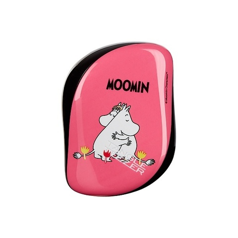 Расческа Tangle Teezer Compact Styler Moomin Pink