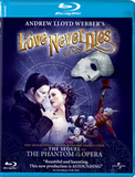 Andrew Lloyd Webber / Love Never Dies (Blu-ray)