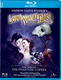 Andrew Lloyd Webber / Love Never Dies (Blu-ray)