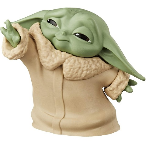 Звёздные войны: Мандалорец Малыш Йода 6 см Момент Силы