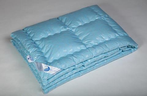 Одеяло пуховое стеганое 140х205 Bessy