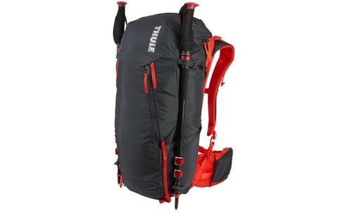 Картинка рюкзак туристический Thule Alltrail 45 Obsidian - 5
