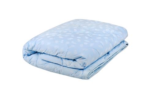 Одеяло  искусственный  лебяжий пух  в тике всесезоннее