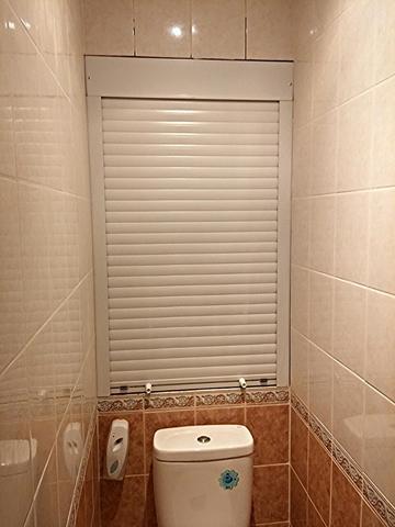Рольставни в туалет 65 х 170