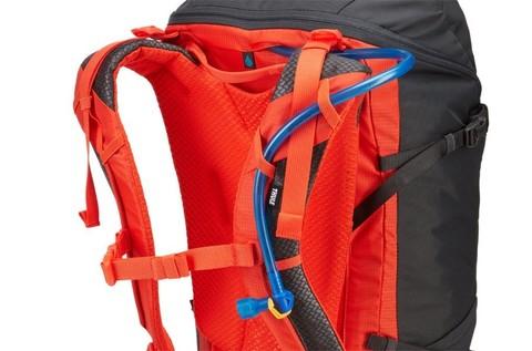 Картинка рюкзак туристический Thule Alltrail 45 Obsidian - 6
