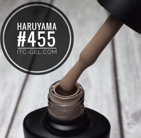 Гель лак Haruyama 8мл (455)