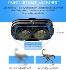 Очки виртуальной реальности Fiit VR 6F для смартфона