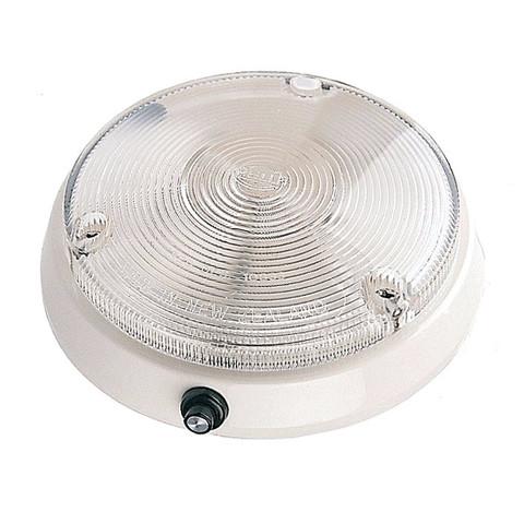 Светильник интерьерный накладной, Ø125 мм