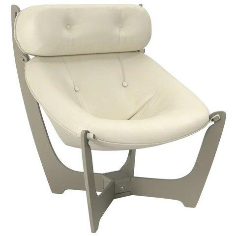 Кресло для отдыха Комфорт Модель 11 серый ясень/Dundi 112