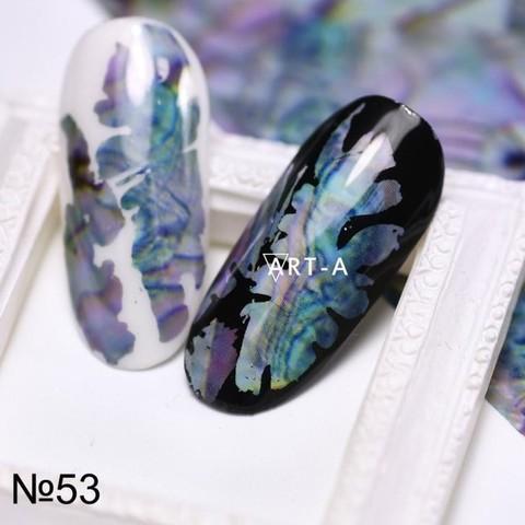 Фольга камень 53 Art-A