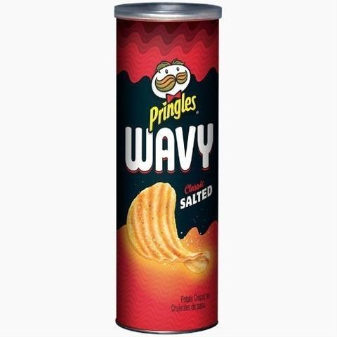 Чипсы Pringles Wavy