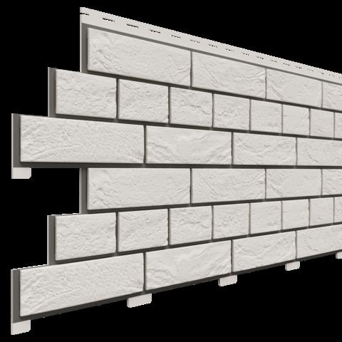 Фасадная панель Dolomit Славянка Белый