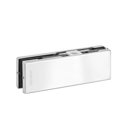 Фитинг верхний FS-F20 SSS (AISI 304) для стеклянных дверей толщиной 10, 12 мм Notedo