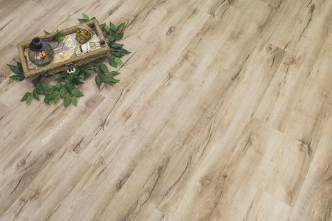 Fine Floor серия 1900 Rich New 43 класс замок (уп. 1,76 м2) Дуб Мале FF-1969