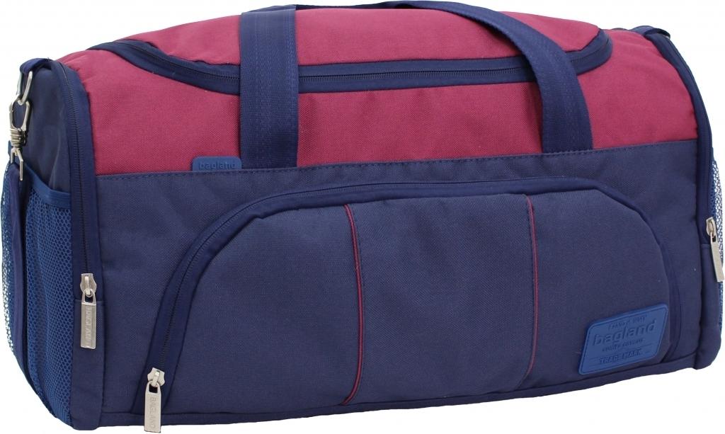 Спортивные сумки Сумка Bagland Bloom 30 л. 330 чорнильний/вишня (0030866) 931af583573227f0220bc568c65ce104.JPG
