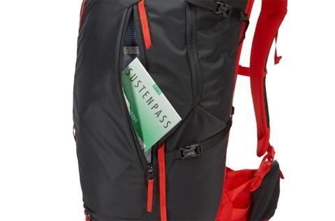 Картинка рюкзак туристический Thule Alltrail 45 Obsidian - 7