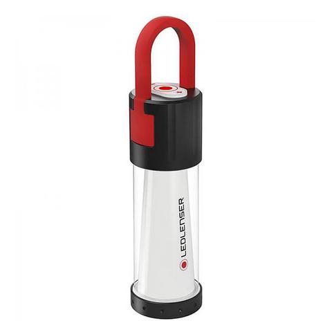 Фонарь светодиодный LED Lenser PL6, черный, 750 лм, аккумулятор