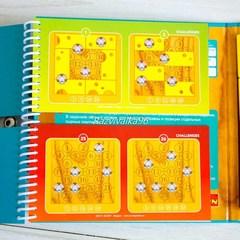 Сырные лазейки - настольная игра BONDIBON
