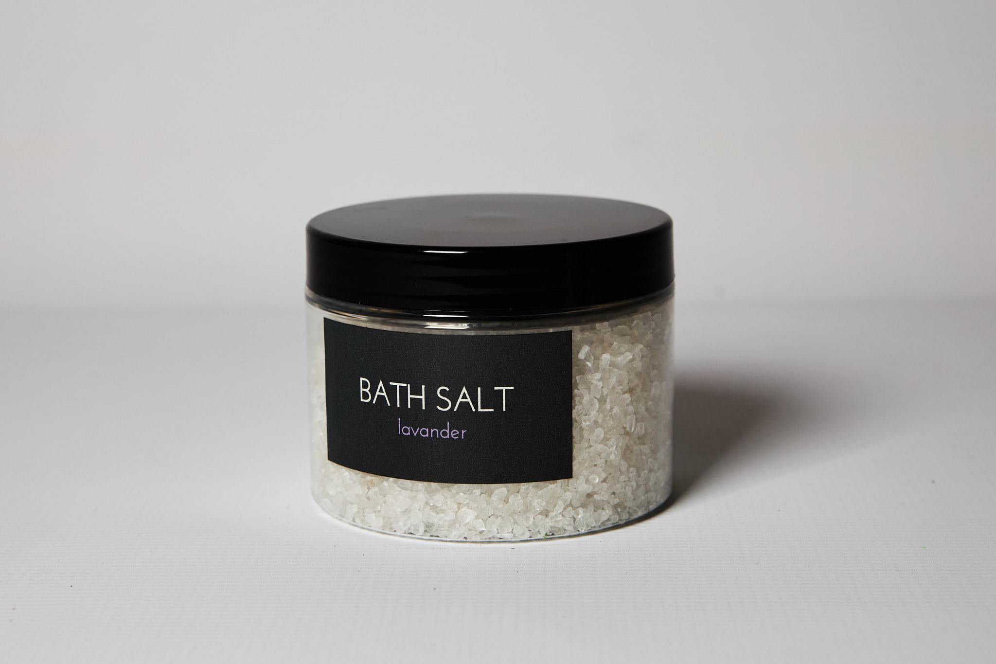 Соль для ванн Lavander
