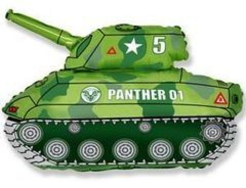F Танк (зеленый), 32