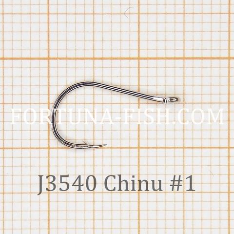 Крючок Akula Japan J3540 (Chinu) 1000 шт
