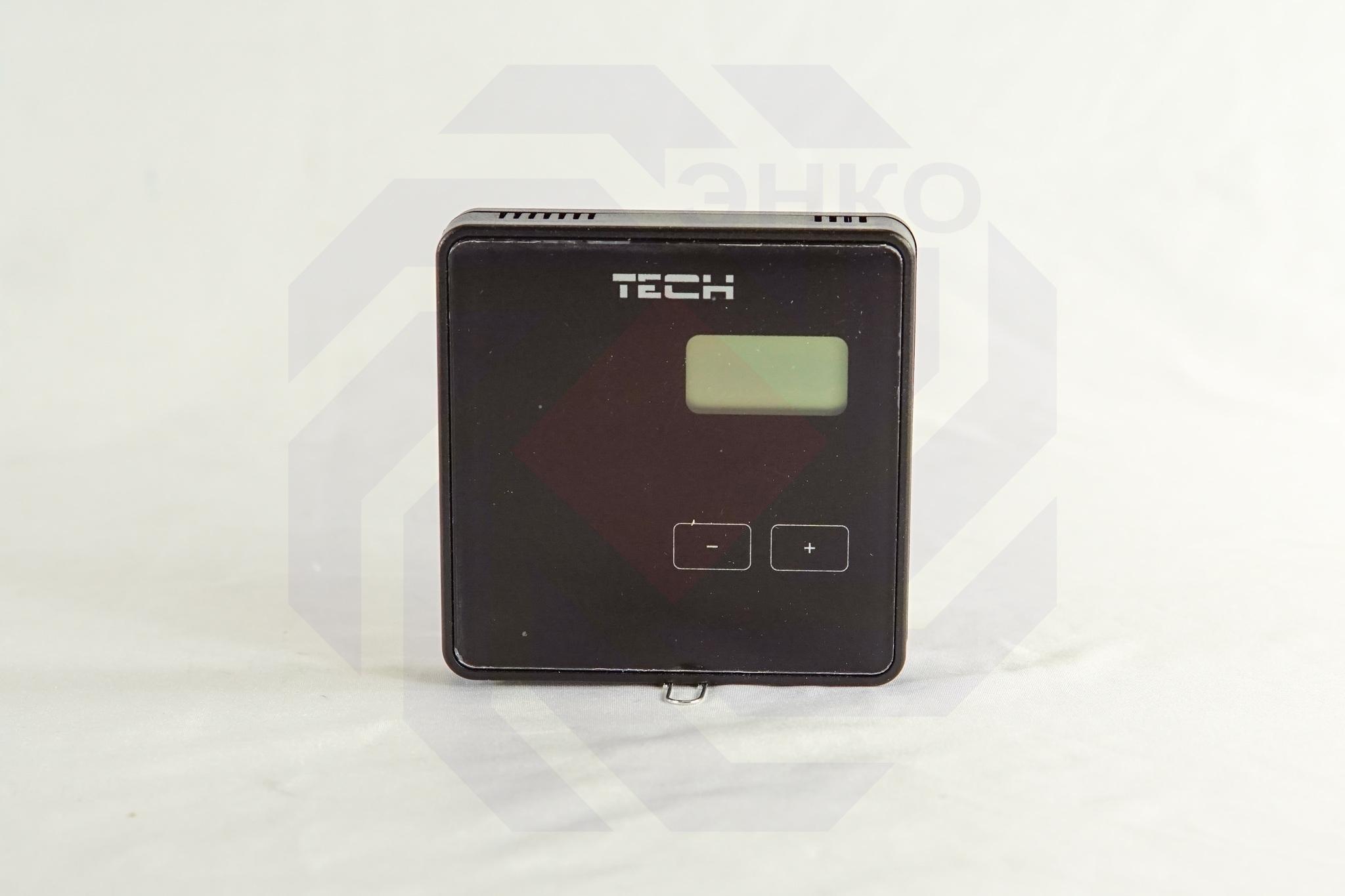 Термостат комнатный TECH STEROWNIKI ST-294 V2 черный