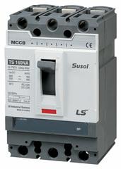 Автоматический выключатель TS160N (50kA) ATU 160A 3P3T