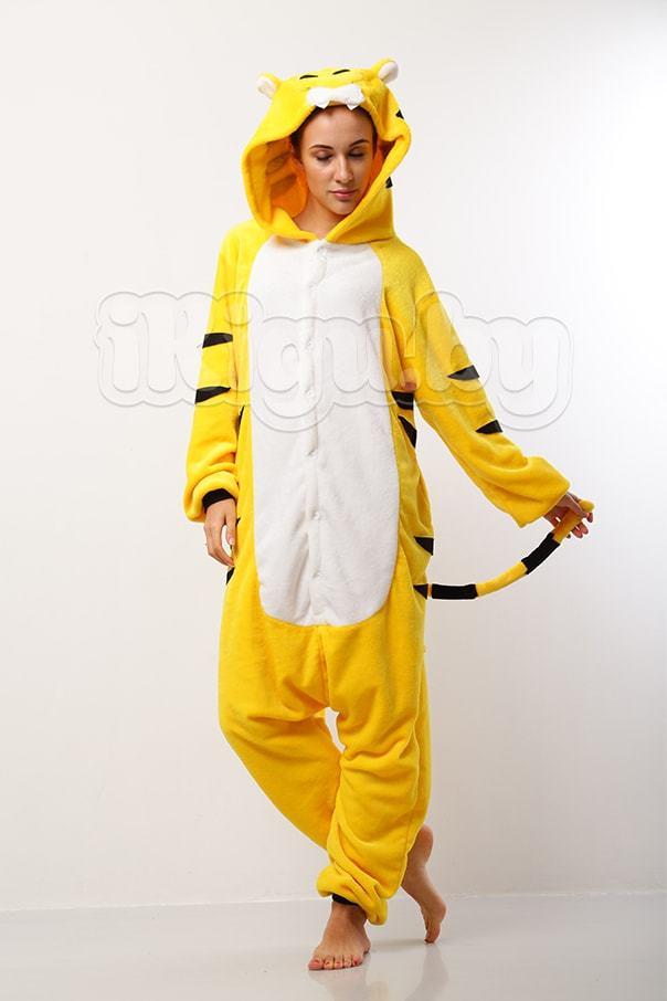Пижамы кигуруми Тигр Желтый тигр_Ж_взрослый-min.jpg