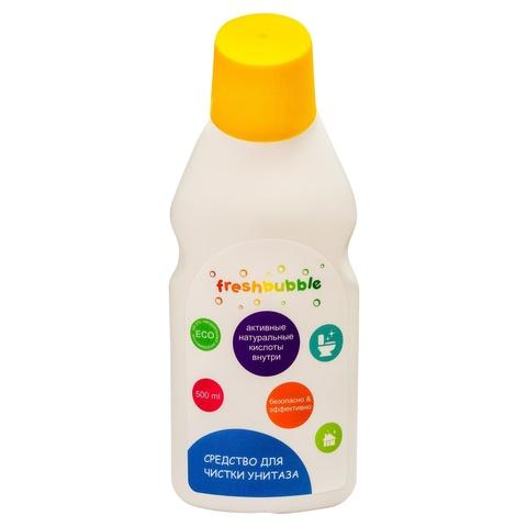 Средство для чистки унитаза 500 мл  (Fresh Bubble)