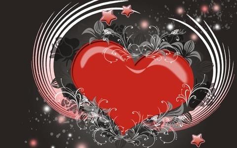 Печать на вафельной бумаге, День Влюбленных 27