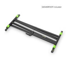 Gravity KSX 2 двойная стойка для клавишных инструментов
