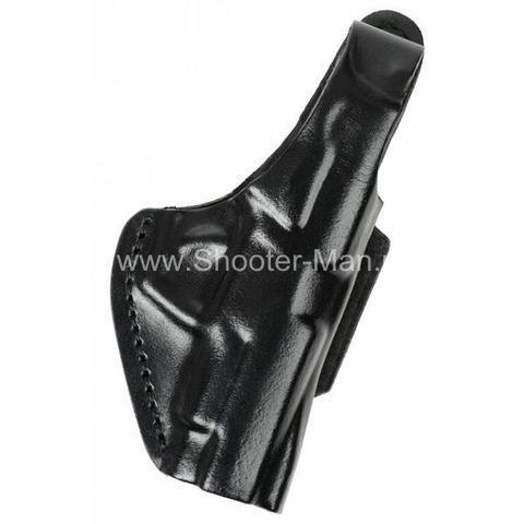 Кобура кожаная поясная для пистолета Хорхе ( модель № 8 )
