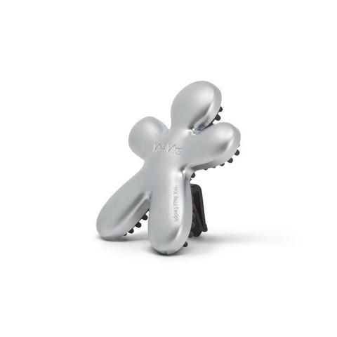 MR&MRS Ароматизатор для автомобиля NIKI серебристый металлик / Свежий воздух