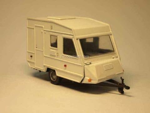 Trailer caravan Orion-92 1:43 Miniclassic
