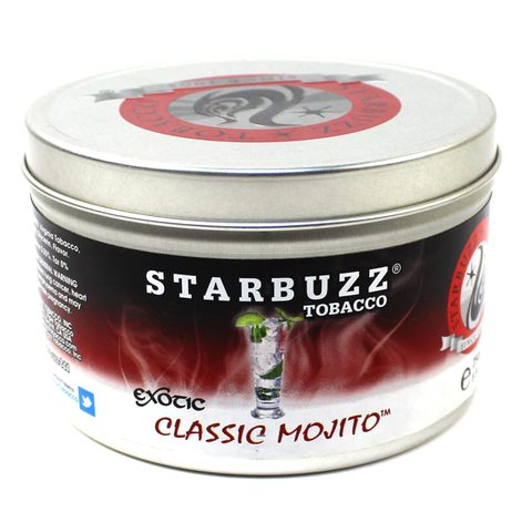 Табак для кальяна Starbuzz Classic Mojito 250 гр.