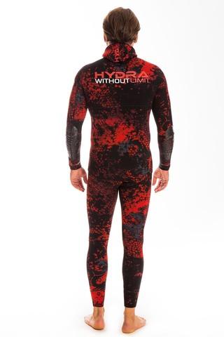 Штаны Hydra F1 Red Camo 3 mm – 88003332291 изображение 4