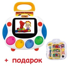 Акция!!! K's Kids Компьютер K-Magic Standard + Набор картриджей