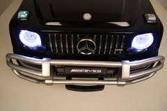 Mercedes-AMG G63 S307 (ЛИЦЕНЗИОННАЯ МОДЕЛЬ) с дистанционным управлением